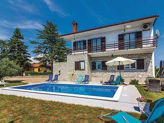 6 bedroom Villa in Koromani, Istria, Croatia : ref 5545860