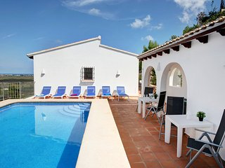 4 bedroom Villa in Monte Pego, Valencia, Spain - 5545808