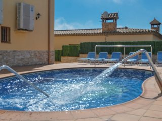6 bedroom Villa in Blanes, Catalonia, Spain : ref 5545715
