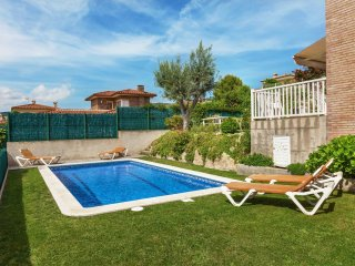 4 bedroom Villa in Sant Antoni de Calonge, Catalonia, Spain : ref 5545588