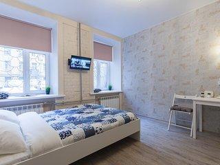Residence on Borovaya
