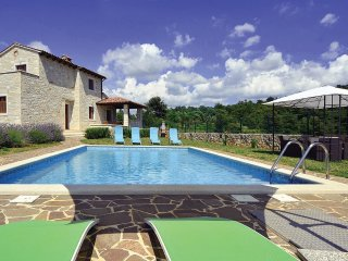 4 bedroom Villa in Ladići, Istria, Croatia : ref 5545391