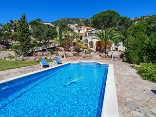 3 bedroom Villa in Les Cabanyes, Catalonia, Spain : ref 5545356