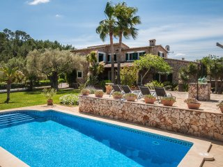 4 bedroom Villa in Costitx, Balearic Islands, Spain : ref 5545299