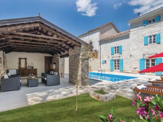 4 bedroom Villa in Kucici, Istria, Croatia : ref 5545158