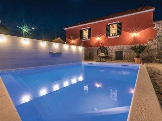 4 bedroom Villa in Žedno, Splitsko-Dalmatinska Županija, Croatia : ref 5544884