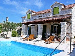3 bedroom Villa in Vrsine, Splitsko-Dalmatinska Županija, Croatia : ref 5544496