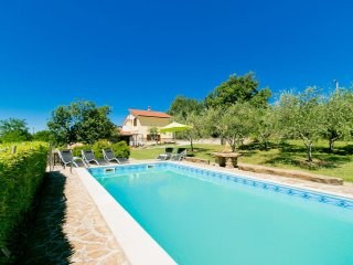 4 bedroom Villa in Groznjan, Istria, Croatia : ref 5544407