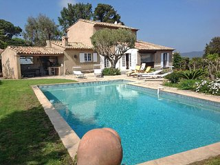 4 bedroom Villa in Sainte-Maxime, Provence-Alpes-Cote d'Azur, France : ref 55443