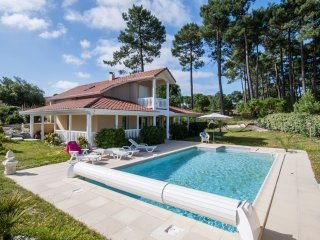 3 bedroom Villa in Lacanau-Ocean, Nouvelle-Aquitaine, France : ref 5544271