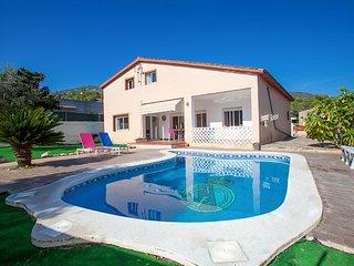 4 bedroom Villa in Canyelles, Catalonia, Spain : ref 5544171