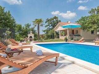 3 bedroom Villa in Žagrići, Istria, Croatia : ref 5543907