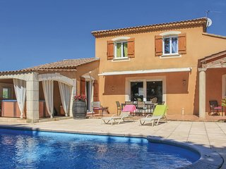 3 bedroom Villa in Chateaurenard, Provence-Alpes-Cote d'Azur, France : ref 55437