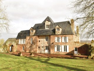 6 bedroom Villa in Gournay-en-Bray, Normandy, France : ref 5543671