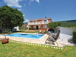 4 bedroom Villa in Sicane, Splitsko-Dalmatinska Zupanija, Croatia : ref 5543588
