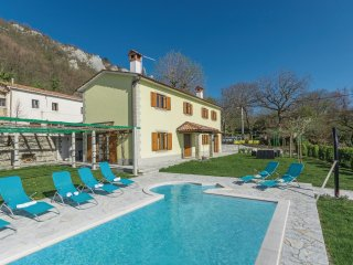 4 bedroom Villa in Gorenja Vas, Istria, Croatia : ref 5543260