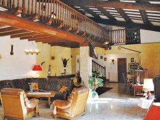 4 bedroom Villa in Les Baisses, Provence-Alpes-Cote d'Azur, France : ref 5542993