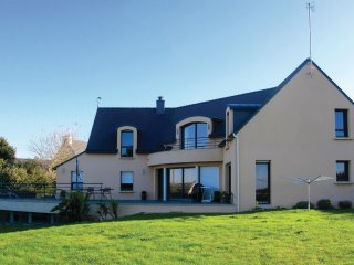 5 bedroom Villa in Kerhermain, Brittany, France : ref 5542854