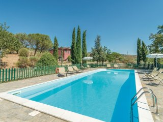 3 bedroom Villa in I Fornaciari, Umbria, Italy : ref 5542651