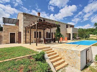 3 bedroom Villa in Brajkovici, Istria, Croatia : ref 5542499