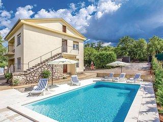 4 bedroom Villa in Jadranovo, Primorsko-Goranska Zupanija, Croatia - 5542498