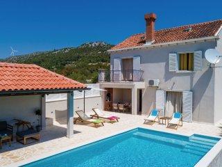 3 bedroom Villa in Ploče, Dubrovačko-Neretvanska Županija, Croatia : ref 5542488