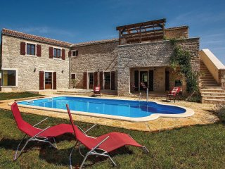 4 bedroom Villa in Brajkovici, Istria, Croatia : ref 5542468