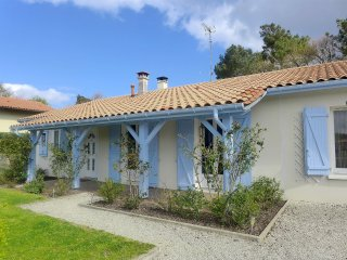 4 bedroom Villa in Ondres, Nouvelle-Aquitaine, France : ref 5541651