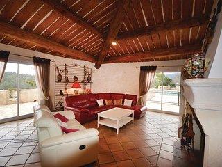3 bedroom Villa in La Guiranne, Provence-Alpes-Cote d'Azur, France : ref 5541432