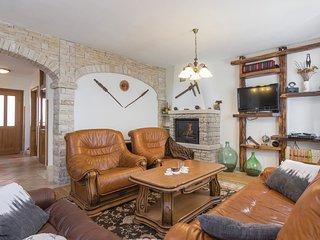 3 bedroom Villa in Klenovscak, Istria, Croatia : ref 5541299