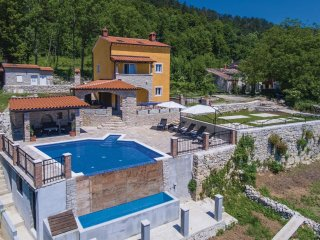 3 bedroom Villa in Klenovšćak, Istria, Croatia : ref 5541299