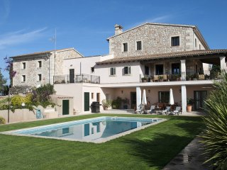 6 bedroom Villa in Manacor, Balearic Islands, Spain : ref 5541239