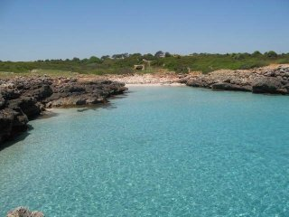 3 bedroom Villa in S'illot-Cala Morlanda, Balearic Islands, Spain : ref 5541236