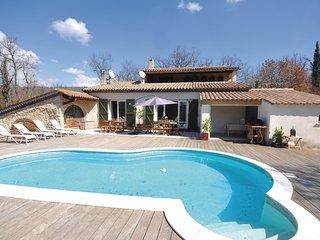 4 bedroom Villa in Le Gravamoura, Provence-Alpes-Côte d'Azur, France : ref 55409