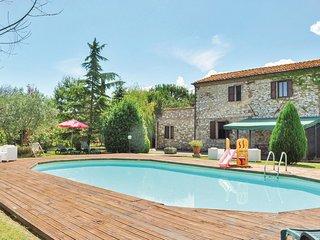 9 bedroom Villa in I Castagni, Umbria, Italy : ref 5540617