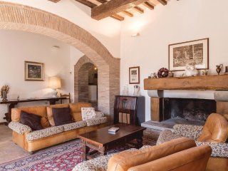 4 bedroom Villa in Monastero, Umbria, Italy : ref 5540597