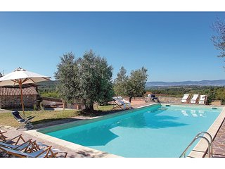 6 bedroom Villa in Montegiove, Umbria, Italy : ref 5540576