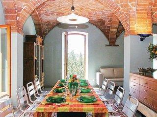 6 bedroom Villa in Montegiove, Umbria, Italy : ref 5540576