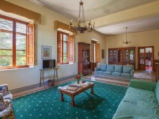 6 bedroom Villa in Balbano, Tuscany, Italy : ref 5540309