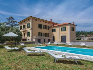 6 bedroom Villa in Balbano, Tuscany, Italy : ref 5540309