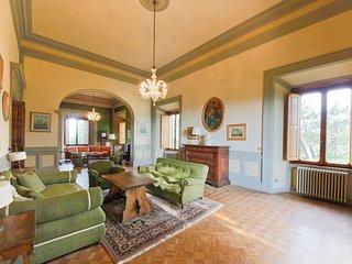 8 bedroom Villa in Viterete, Tuscany, Italy : ref 5540224