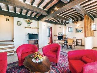 4 bedroom Villa in Le Fosse, Tuscany, Italy : ref 5540163