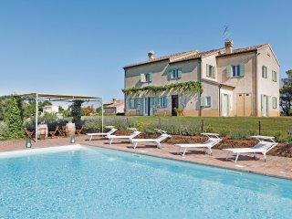 8 bedroom Villa in La Croce di Cerasa, The Marches, Italy : ref 5539899