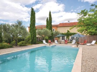 4 bedroom Villa in Visan, Provence-Alpes-Côte d'Azur, France : ref 5539444