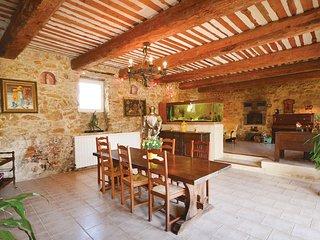 5 bedroom Villa in Jonquieres, Provence-Alpes-Cote d'Azur, France : ref 5539392