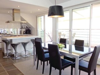 4 bedroom Apartment in Barneville-Carteret, Normandy, France : ref 5539320