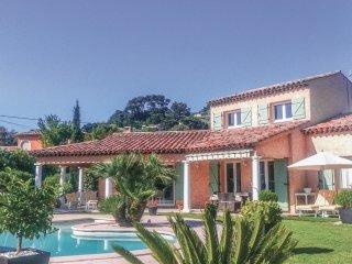 3 bedroom Villa in Mougins, Provence-Alpes-Côte d'Azur, France : ref 5539032