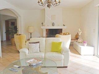 3 bedroom Villa in Plascassier, Provence-Alpes-Côte d'Azur, France : ref 5538981