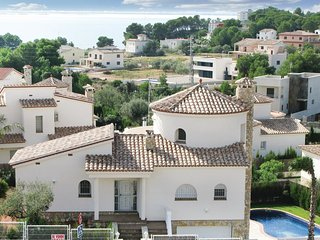 5 bedroom Villa in L'Ampolla, Catalonia, Spain : ref 5538808