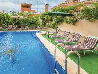 5 bedroom Villa in Playa Honda, Murcia, Spain : ref 5538784